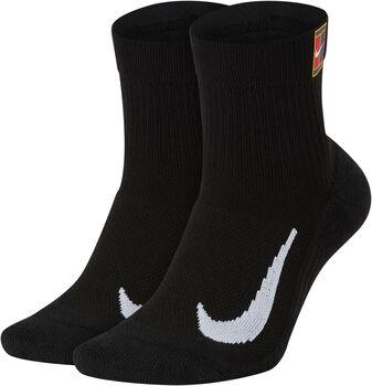 Nike Court Multiplier Max sokken Zwart