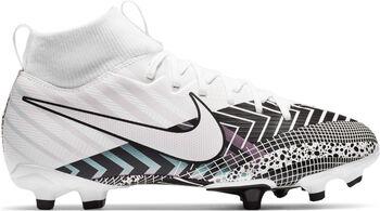 Nike Mercurial Superfly 7 Academy FG/MG kids voetbalschoenen Wit