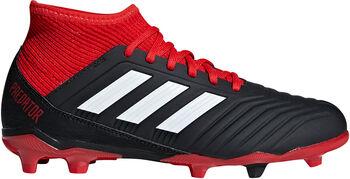 ADIDAS Predator 18.3 FG jr voetbalschoenen Zwart