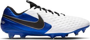 Nike Tiempo Legend 8 Elite FG voetbalschoenen Heren Ecru
