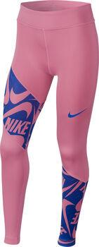 Nike Trophy legging Rood
