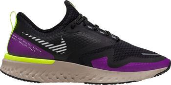 Nike Odyssey React 2 Shield hardloopschoenen Dames Zwart