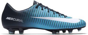 Nike Mercurial Victory VI FG  voetbalschoenen Blauw
