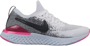 Nike Epic React Flyknit 2 hardloopschoenen Dames Ecru