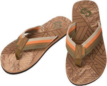 Sinner Manado slippers Heren Bruin