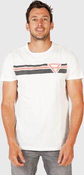 Brunotti Tim shirt Heren Wit