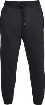 Under Armour Rival Fleece sweatpant Heren Zwart