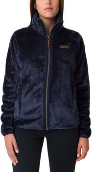 Columbia Fire Side II Sherpa fleece Dames Zwart