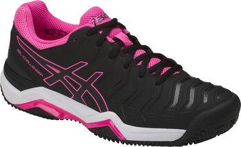 ASICS GEL-Challenger 11 Clay tennisschoenen Dames Zwart