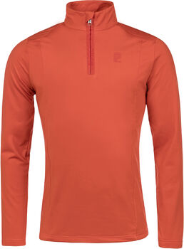 Protest Willowy 1/4 Zip longsleeve Heren Oranje