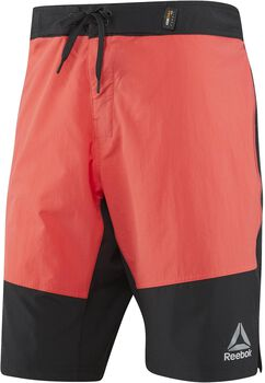 Reebok Epic Endure short Heren Rood