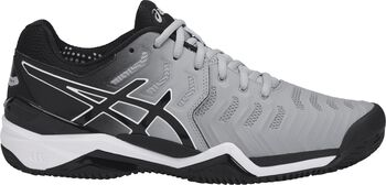 Asics GEL-Resolution 7 Clay tennisschoenen Heren Grijs