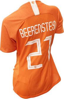 Nederland thuisshirt Beerensteyn