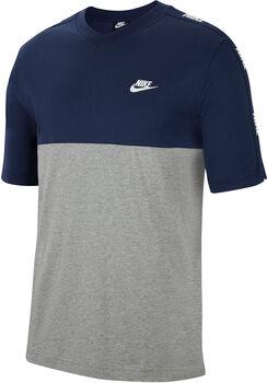 Nike Sportswear top Heren Blauw