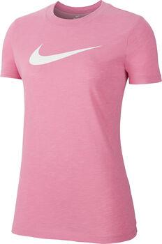 Nike Dry DFC Crew shirt Dames Roze
