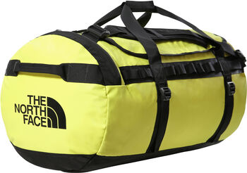 The North Face Base Camp L Duffel tas Geel