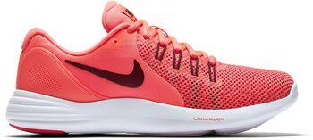 Nike Lunar Apparent hardloopschoenen Dames Rood