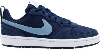 Nike Court Borough Low 2 PE kids sneakers Blauw