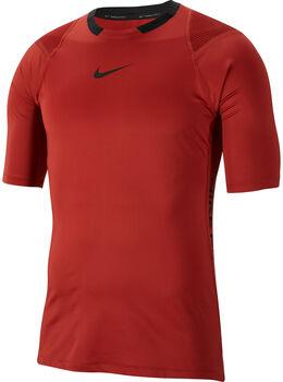 Nike AeroAdapt shirt Heren Rood