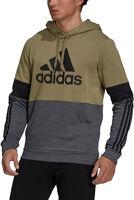 Essentials Fleece Colorblock sweater