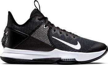 Nike Lebron Witness IV basketbalschoenen Heren Zwart