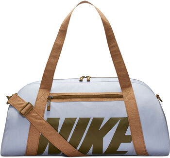 Nike Gym Club Duffel tas Dames Paars