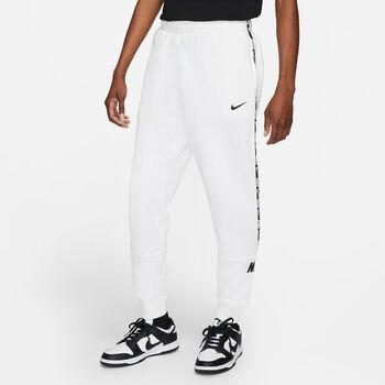 Nike Sportswear Repeat joggingbroek Heren Wit