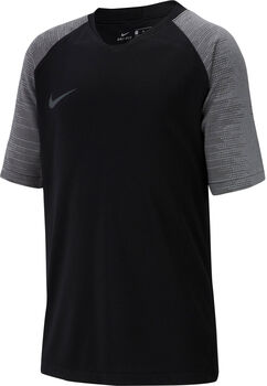 Nike Breathe Strike shirt Zwart