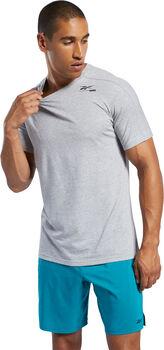 Reebok Speedwick Move shirt Heren Grijs