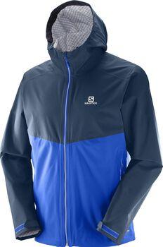 Salomon nebula flex 2.5 jacket Heren Blauw