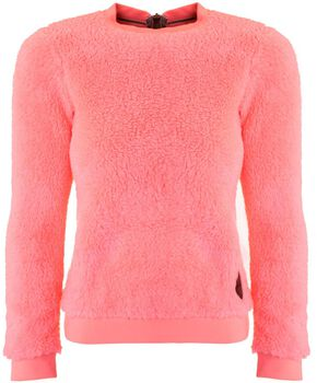 Brunotti Lyra Fleece jr sweater Meisjes Rood