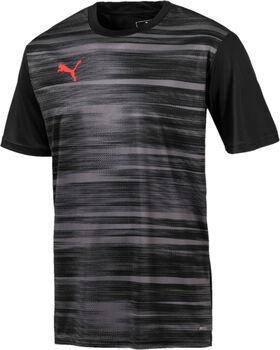Puma FTBLNXT Graphic shirt Heren Zwart