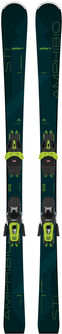 Amphibio STi Power Shift ski