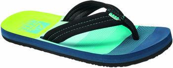 Reef Kids Ahi slippers Jongens Blauw