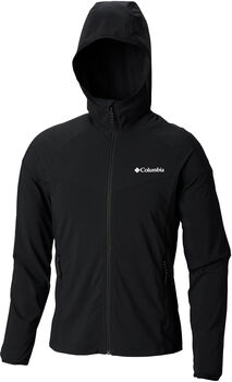 Columbia Heather Canyon jacket Heren Zwart