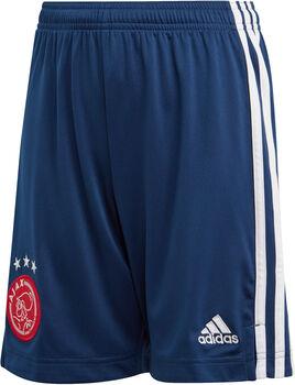 adidas Ajax kids uitshort 2020-2021 Jongens Blauw