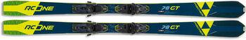 Fischer RC One 78 GT ski's Heren Blauw