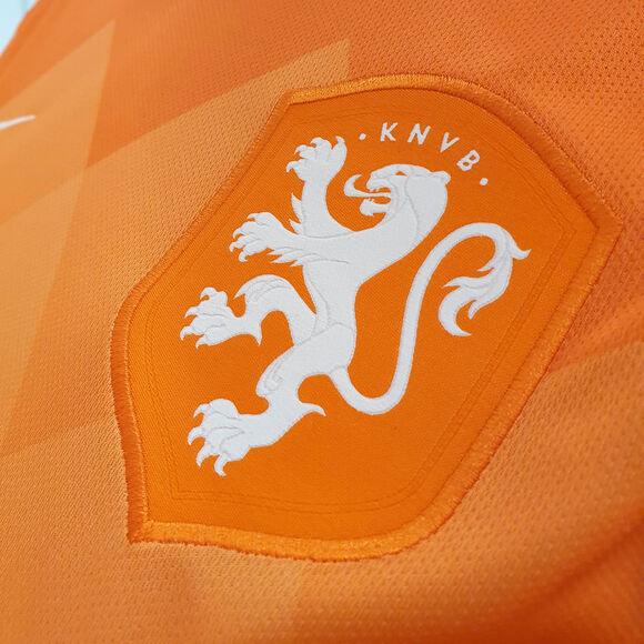 Nederland thuisshirt Dekker