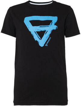 Brunotti Alberts jr shirt Jongens Zwart