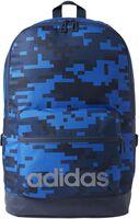 Adidas Bp Aop Daily rugzak Blauw