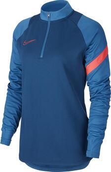 Nike Dry Academy 20 Drill shirt Dames Blauw
