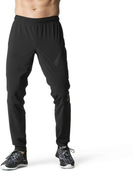 Reebok Woven Trackster broek Heren Zwart