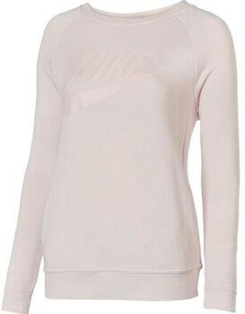 Nike Sportswear Modern Crew sweater Dames Rood