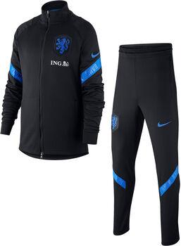 Nike Nederland Strike kids trainingspak Jongens Zwart