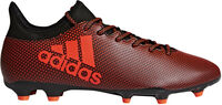 Adidas X17.3 FG voetbalschoenen Zwart