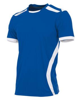 Hummel Club Shirt Ss Heren Blauw