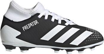 adidas Predator 20.4 IIC FxG kids voetbalschoenen Jongens Zwart