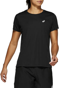ASICS Silver shirt Dames Zwart