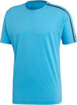 ADIDAS ZNE shirt Heren Blauw
