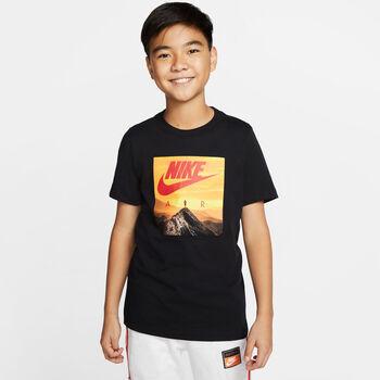 Nike Air Big shirt Zwart